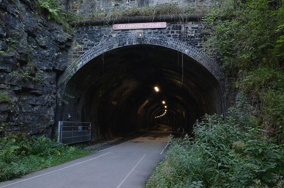 Cressbrook Tunnel, Monsal Trail