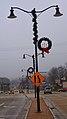 Cross Plains Pole Mounted Christmas wreaths - panoramio (2).jpg