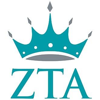 Zeta Tau Alpha - Image: Crown & ZTA Logo
