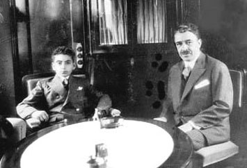 Crown Prince Mohammad Reza Pahlavi and Teymourtash2