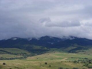 Ciuc Mountains Mountain range in Romania
