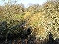 Culvert under an embankment on the former Hexham to Allendale railway line - geograph.org.uk - 635847.jpg
