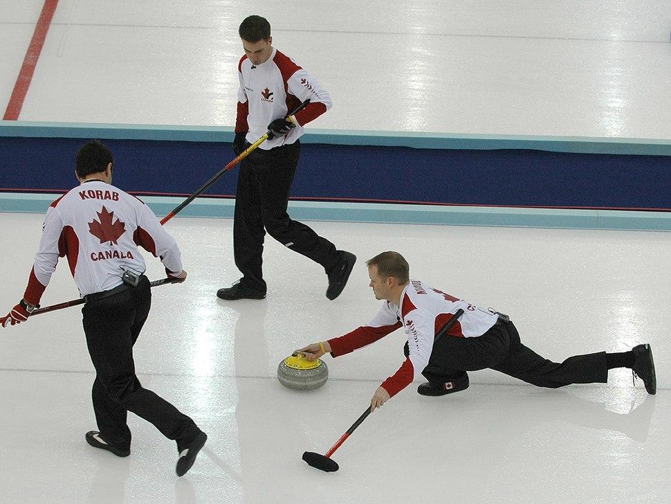 Curling Canada Torino 2006