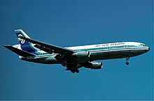 DC-10 of Air New Zealand at Heathrow - 1977.jpg