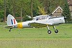 DHC-1 Chipmunk 22 'WK522' (G-BCOU) (32676878420).jpg