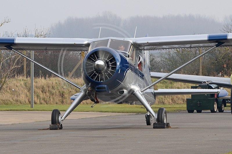 File:DHC2 Beaver Mk.1 'G-EVMK' (40122299141).jpg