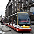 DPP 9447, Václavské náměstí (tram stop), 2019 (01).jpg