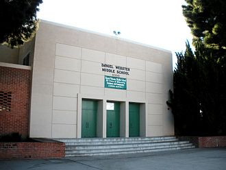 West Los Angeles - Daniel Webster Middle School