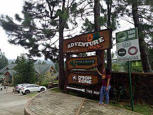 Manolo Fortich, Bukidnon - Image: Dahilayanfacade