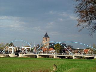 Dalfsen Municipality in Overijssel, Netherlands
