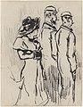 Dame en twee heren, James Ensor, circa 1880-1890, Koninklijk Museum voor Schone Kunsten Antwerpen, 2711 86.001.jpeg