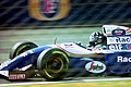 Damon Hill - Williams FW16 at the 1994 British Grand Prix (32388913382).jpg
