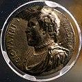 Danese cattaneo, medaglia di giovanni dalle bande nere, 1545-46 ca. (bargello) 01.jpg
