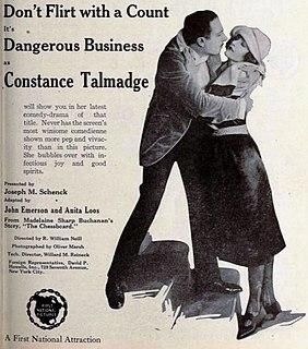<i>Dangerous Business</i> (1920 film) 1920 film