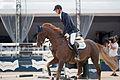 Daniel Deusser & Mouse - 2013 Longines Global Champions Tour.jpg