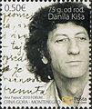 Danilo Kiš 2010 Montenegro stamp.jpg