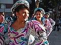Dansa boliviana amb Caporales San Simón USA P5120042.jpg
