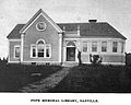 Danville Library ca1897 Vermont.jpg