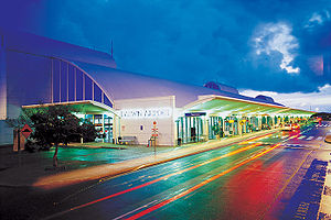 Darwin International Airport - Image: Darwin 6398