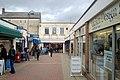 Daventry, Bowen Square shopping mall off High Street - geograph.org.uk - 1729562.jpg