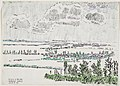 David Milne-Looking toward Willerval, Arleux, and Fresnoy from a Corner of Farbus Wood.jpg