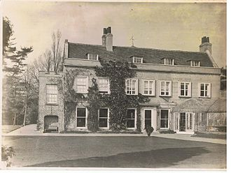 Destruction of country houses in 20th-century Britain - Small country house: Dawley Court, Uxbridge (c. 1894), was sold with 20 acres in 1929 for £10,000, and demolished soon after.