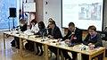 De nordiske likestillingsministrenes seminar under FNs kvinnekommisjons sesjon (CSW55) i New York 23. februar 2011.jpg