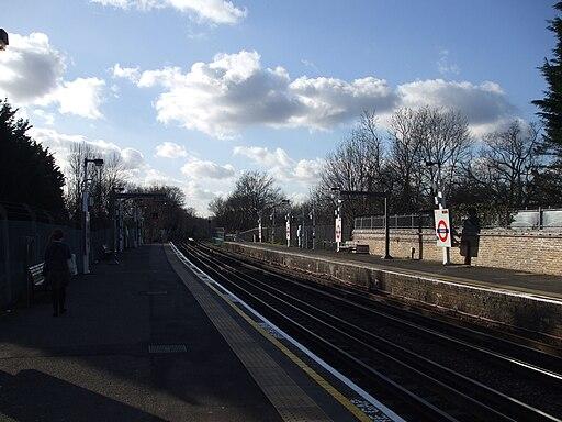 Debden station look westbound2