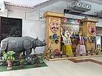 Decoration at Guwahati Airport, Assam.jpg