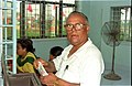 Decorator - Dinosaurs Alive Exhibition - Science City - Calcutta 1995 June-July 173.JPG