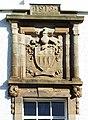 Dedication stone on Kidston Hall - geograph.org.uk - 358453.jpg