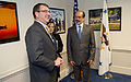 Defense.gov News Photo 120608-D-NI589-047 - Deputy Secretary of Defense Ashton B. Carter left introduces members of his staff before they meet with First Deputy Minister of Defense for.jpg