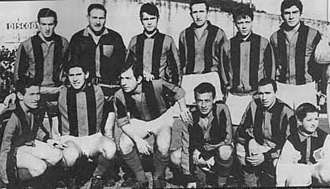 Defensores de Belgrano - The 1967 team that won the Primera B title that year.