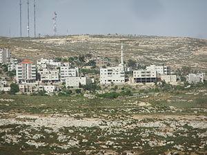 Deir Jarir - Deir Jarir, in 2013