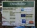 Deneholme noticeboard - geograph.org.uk - 692165.jpg
