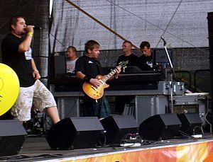 Desmod - The band in concert, 2007