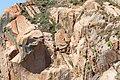 Detalle das rochas dos cantís de Cabo Vilán. Camariñas. Galiza CV12.jpg