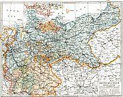 Deutsches Kaiserreich 1893