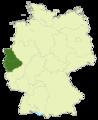 Deutschland Lage der Oberliga Nordrhein (1978-2008).png