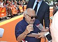 Devito signing autographs at the Brimingham premire of The Lorax.jpg