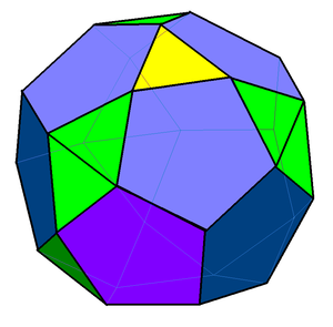 Near-miss Johnson solid - Image: Dh 3 symmetry dodecahedral nearmiss johnson