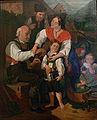 Die Fleißmedaille Waldmüller Kopie um 1830 ÖMV.jpg