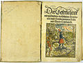 Die Geferlicheiten und geschichten, des löblichen streytbaren unnd hochberiempten Helds und Ritters Teürdancks-Titelblatt.jpg