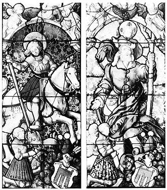 County Palatine of Tübingen - Counts George II and Conrad IV of Tübingen, Lords of Lichteneck
