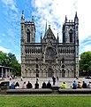 Die Nidaros Kathedrale in Trondheim. 05.jpg