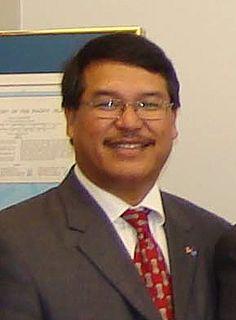 Diego Benavente Northern Mariana Islands politician