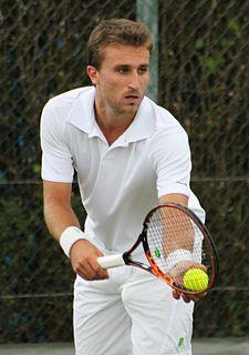 Steven Diez Canadian-Spanish tennis player
