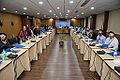 Dignitaries and Participants with Heureka Eyewear - Valedictory Session - Indo-Finnish-Thai Exhibit Development Workshop - NCSM - Kolkata 2014-12-05 0952.JPG