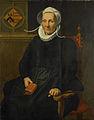 Dirckje Tymansdr Gael, genaamd van der Graft (1539-1616). Echtgenote van Mattheus Steijn Rijksmuseum SK-A-3865.jpeg