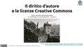 Diritto d'autore e licenze Creative Commons.pdf